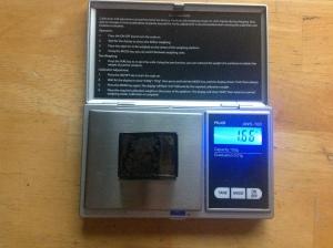 1.66 grams