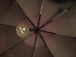 Snow Peak Ultra-light Umbrella