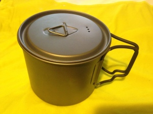 TrailLite Ti 500ml Cook Pot