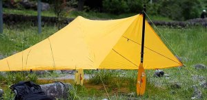 It Has Arrived! The Mountain Laurel Designs LittleStar - the solo version of the TrailStar!