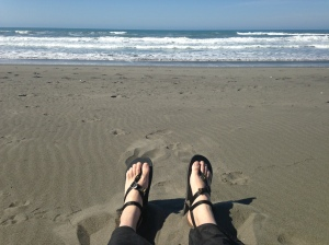 Luna Oso Sandals were my footwear of choice for this trip.