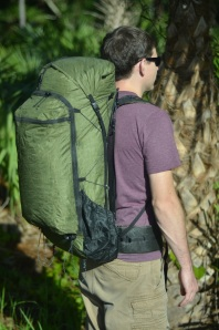 "ZPacks ""Arc Zip"" Backpack"
