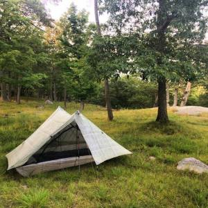ZPacks Duplex - Redbeard (AT - Island Pond Mountain NY)