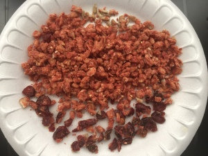 Greenbelly Meal Bar - Cranberry Almond (pieces)