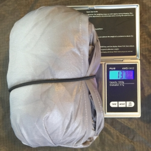 Inov-8 Race Ultra Shell HZ - (XL) 137 grams / 6.1 oz