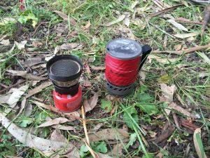 MSR WindBurner, Stove & Pot