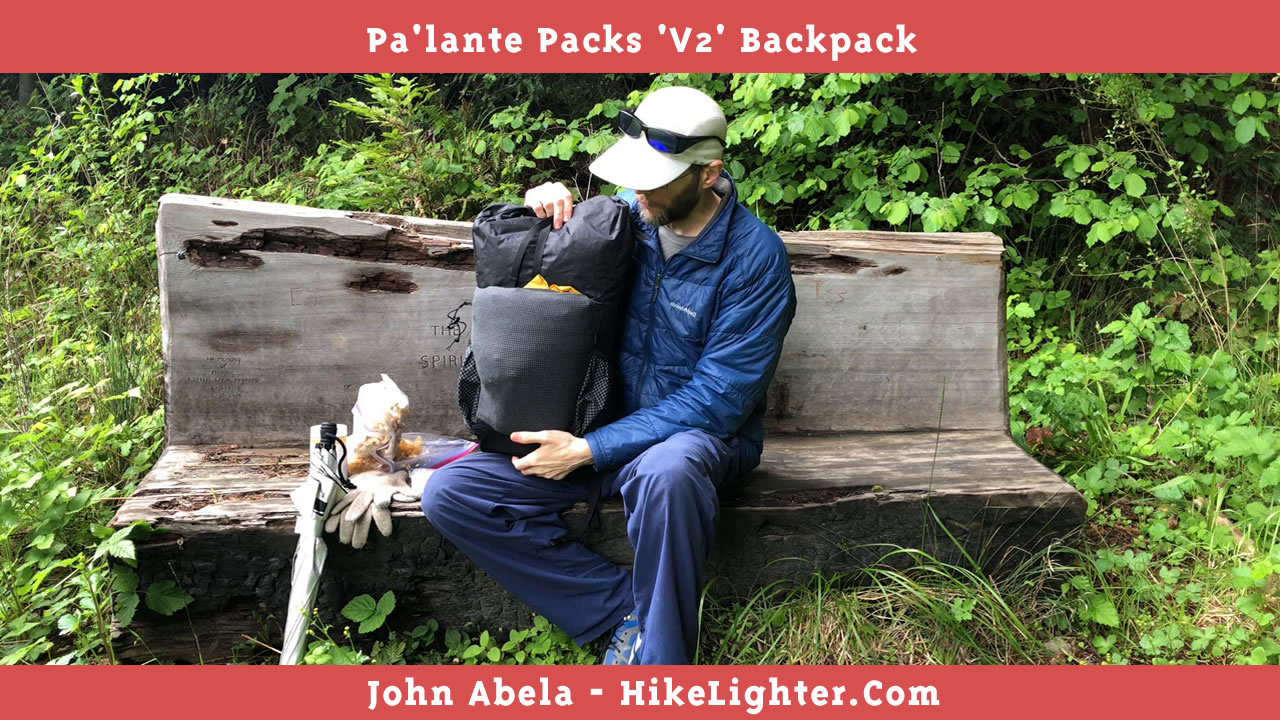 Palante Packs, V2 Backpack, Initial Look